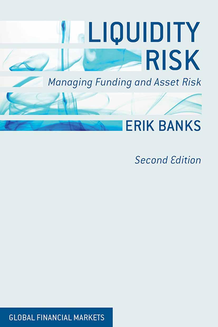 Banks, Erik - Liquidity Risk, ebook