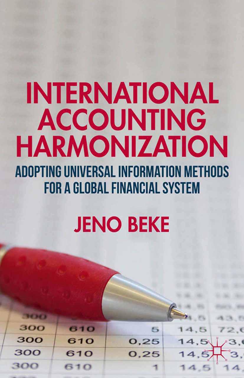 Beke, Jeno - International Accounting Harmonization, ebook