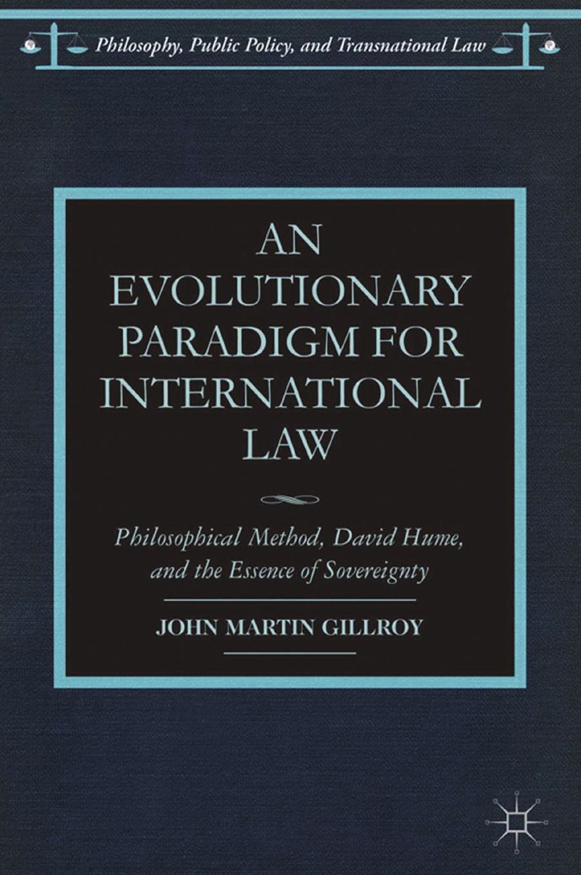Gillroy, John Martin - An Evolutionary Paradigm for International Law, ebook