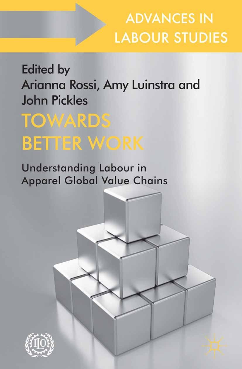 Luinstra, Amy - Towards Better Work, e-kirja