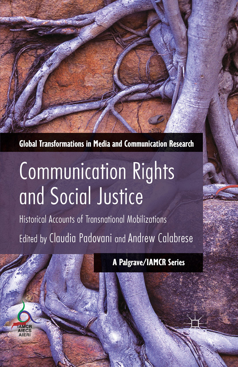 Calabrese, Andrew - Communication Rights and Social Justice, ebook