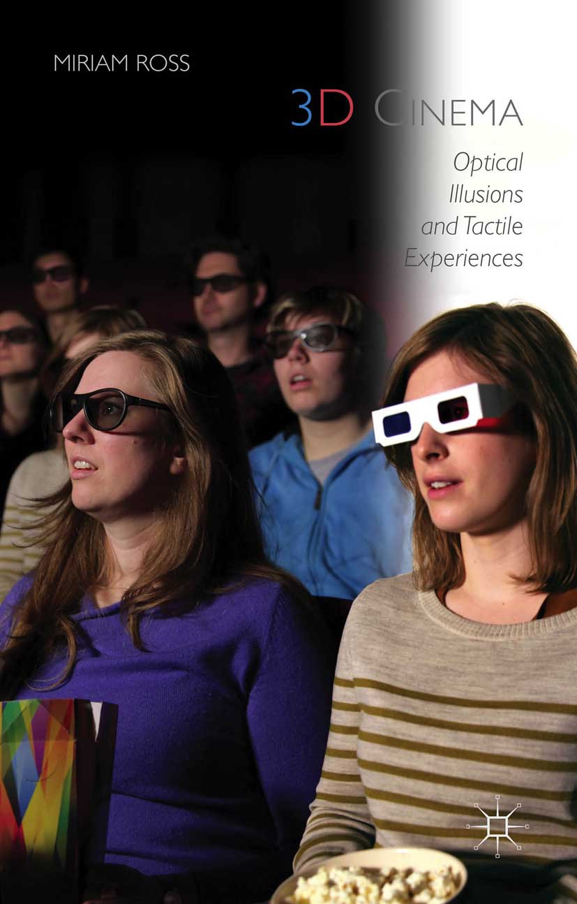 Ross, Miriam - 3D Cinema, ebook