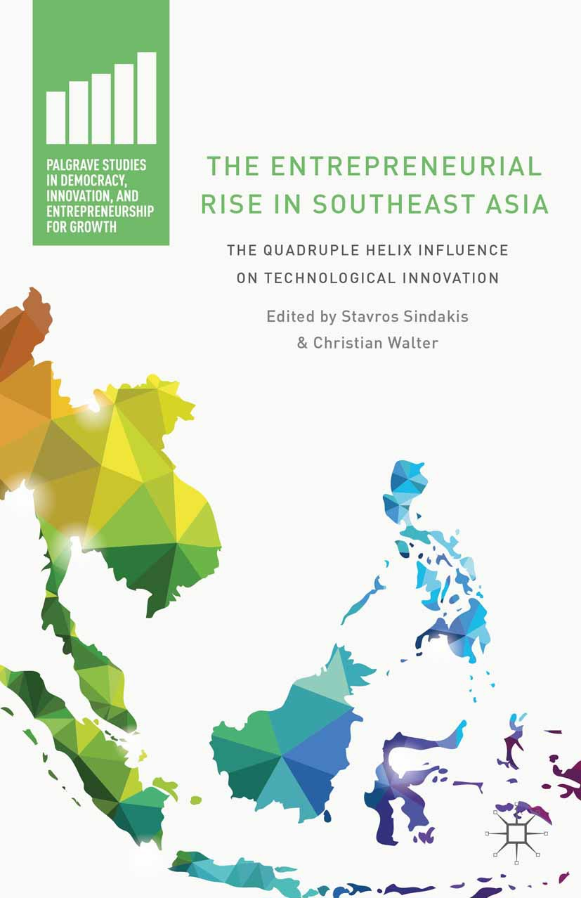 Sindakis, Stavros - The Entrepreneurial Rise in Southeast Asia, ebook