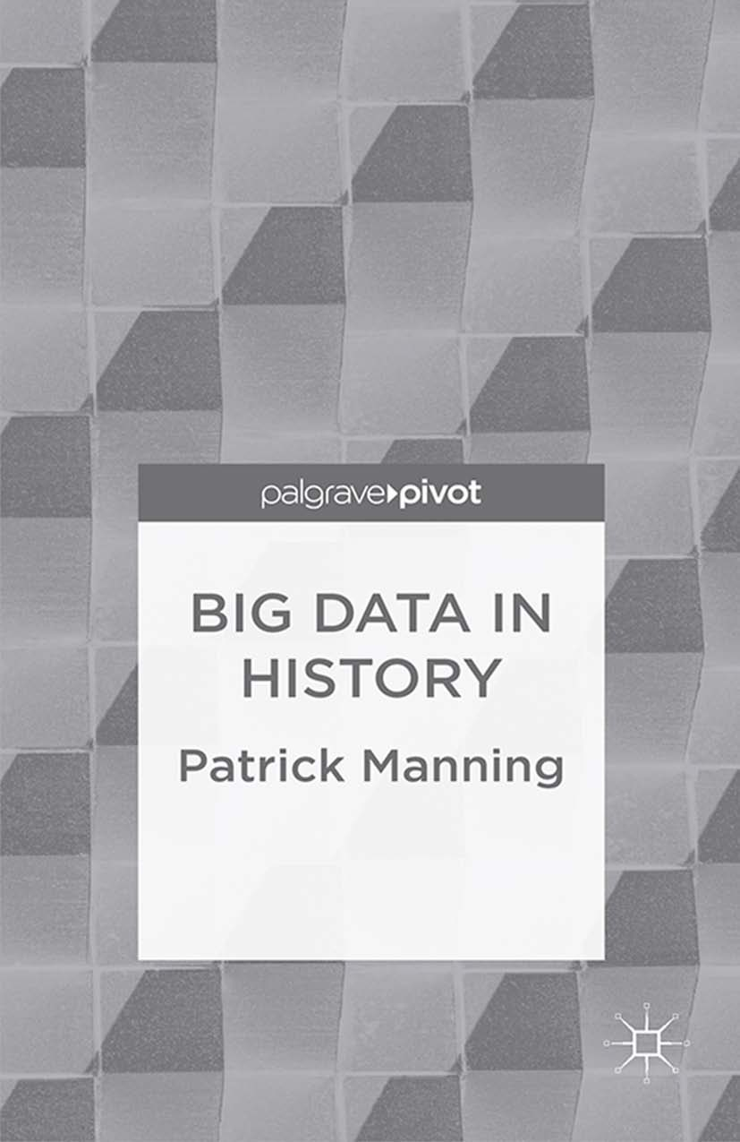 Manning, Patrick - Big Data in History, ebook
