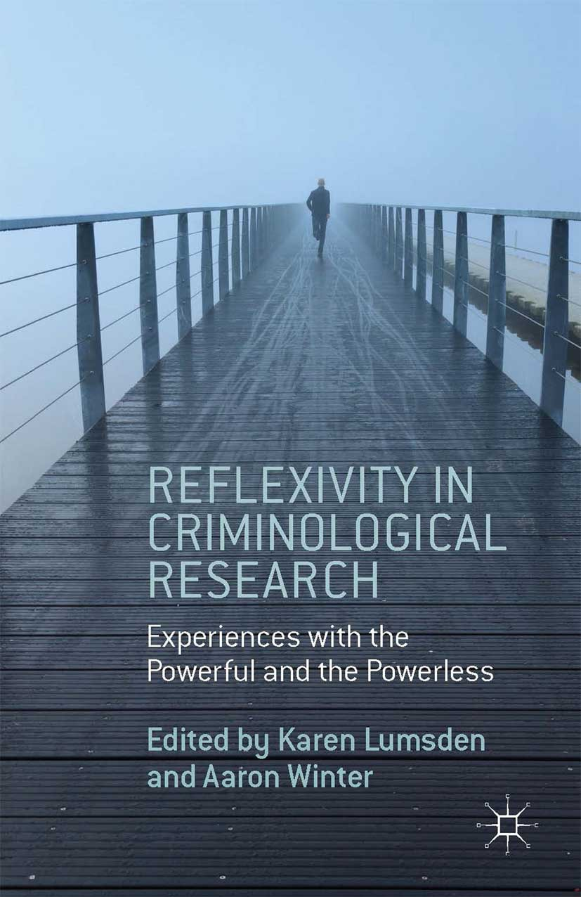 Lumsden, Karen - Reflexivity in Criminological Research, ebook