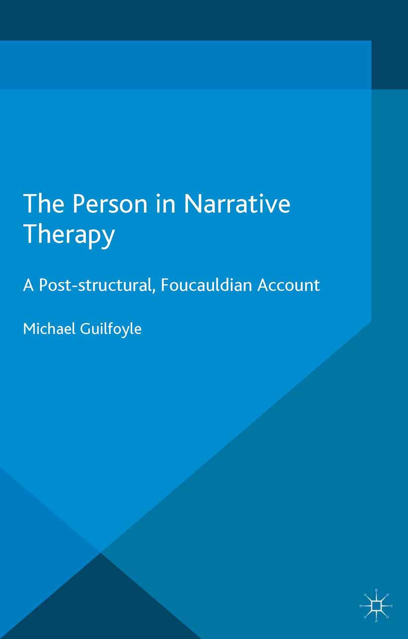 Guilfoyle, Michael - The Person in Narrative Therapy, ebook