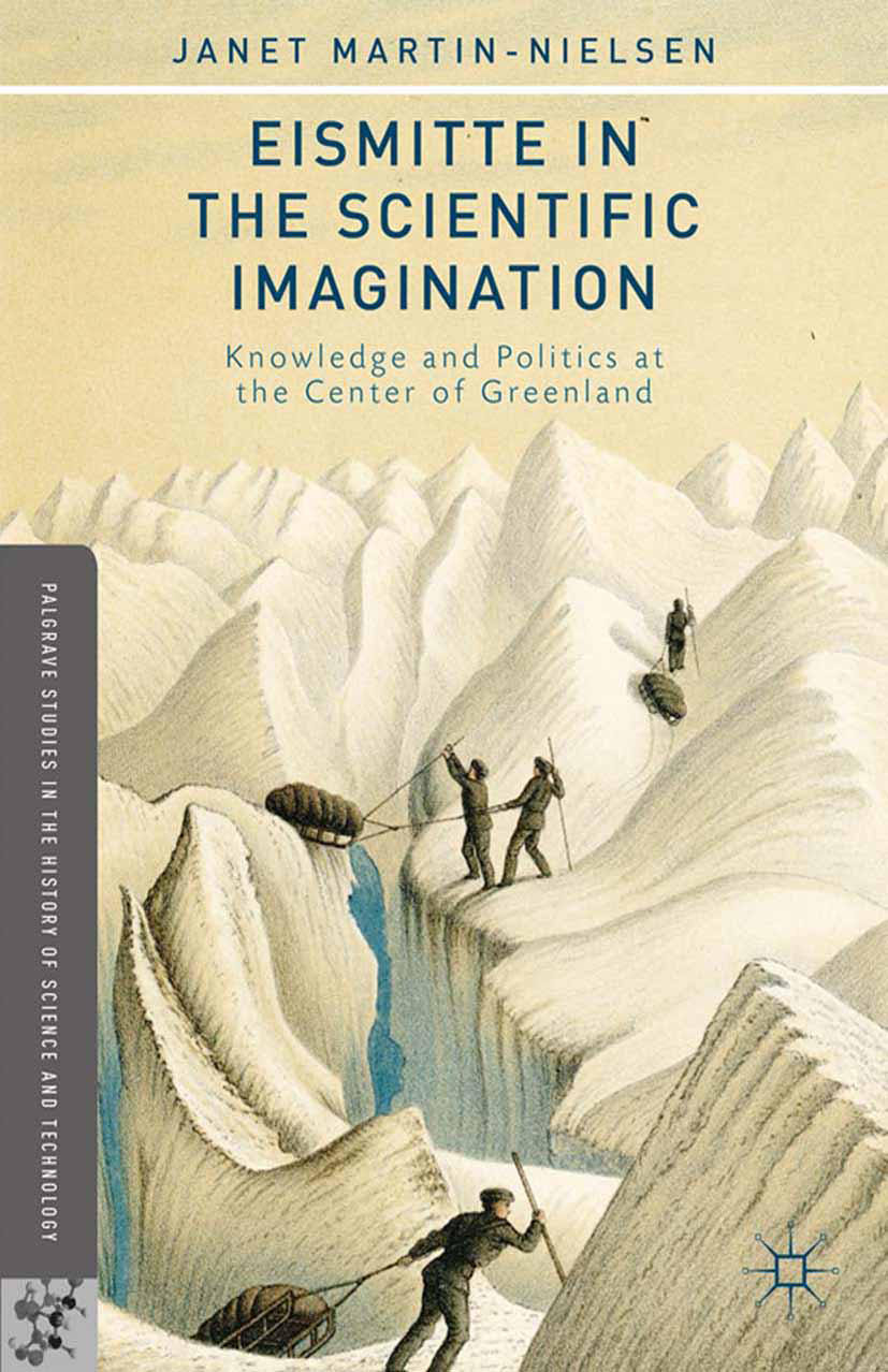 Martin-Nielsen, Janet - Eismitte in the Scientific Imagination, ebook