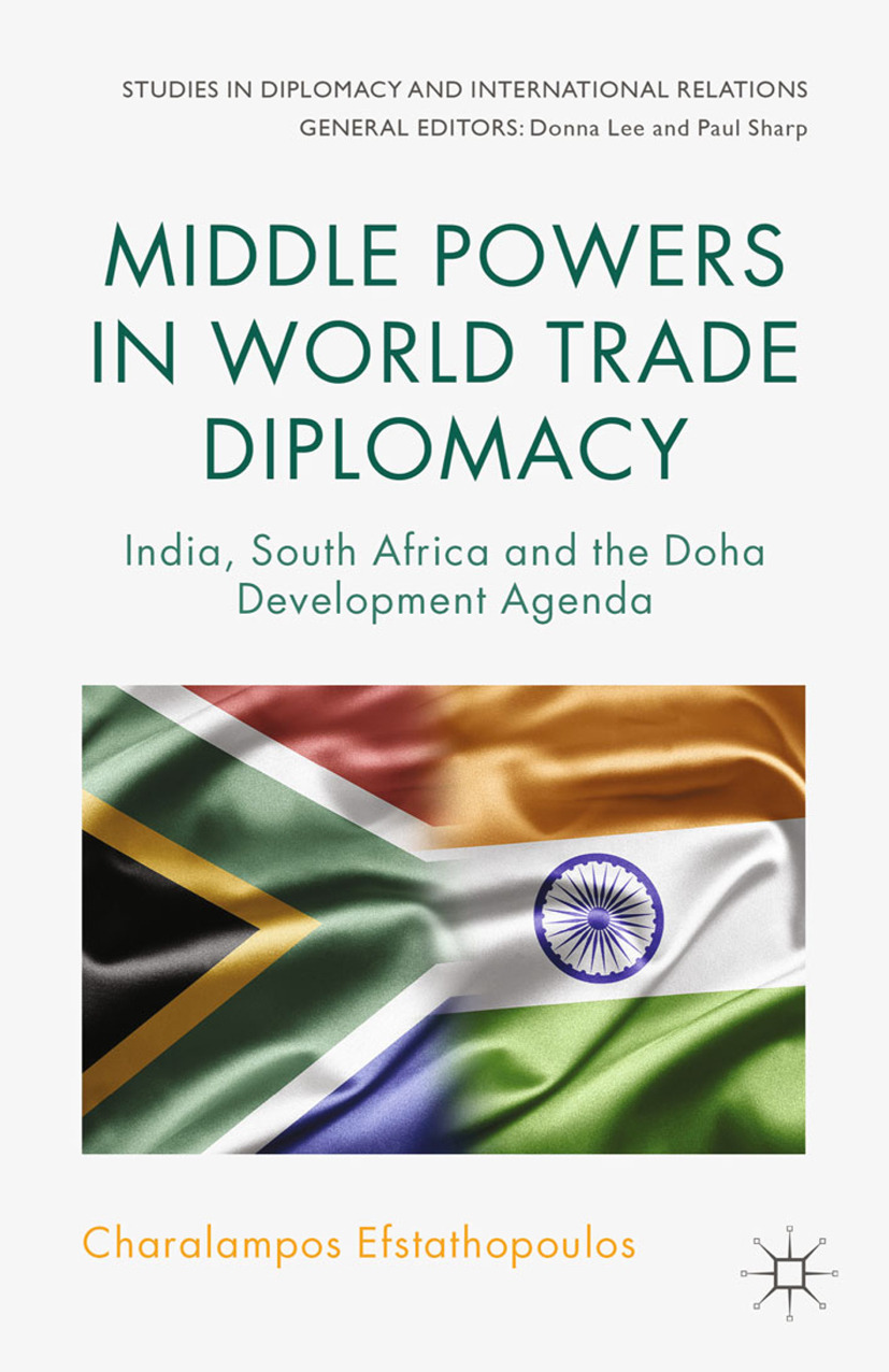Efstathopoulos, Charalampos - Middle Powers in World Trade Diplomacy, ebook