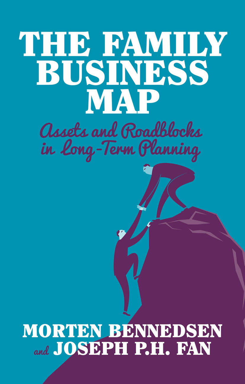 Bennedsen, Morten - The Family Business Map, ebook