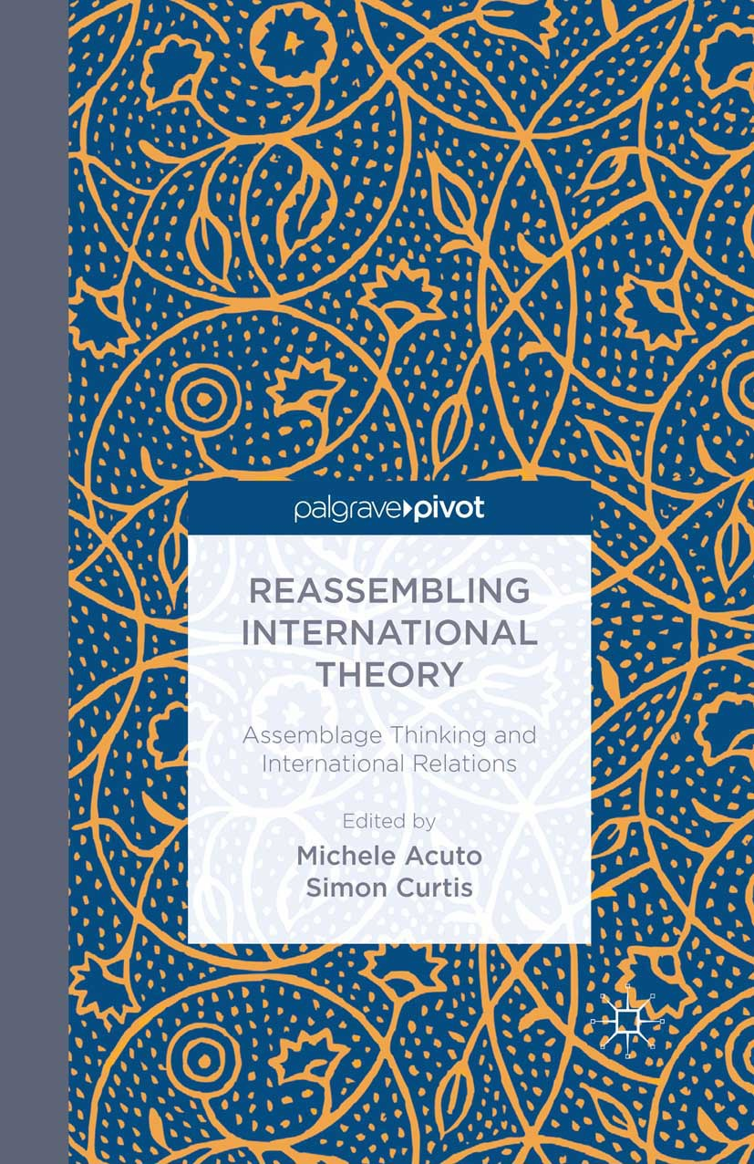 Acuto, Michele - Reassembling International Theory, ebook