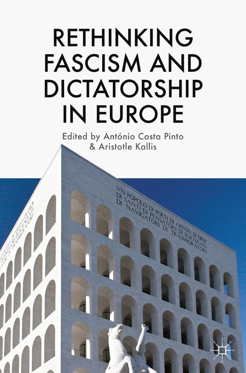Kallis, Aristotle - Rethinking Fascism and Dictatorship in Europe, ebook