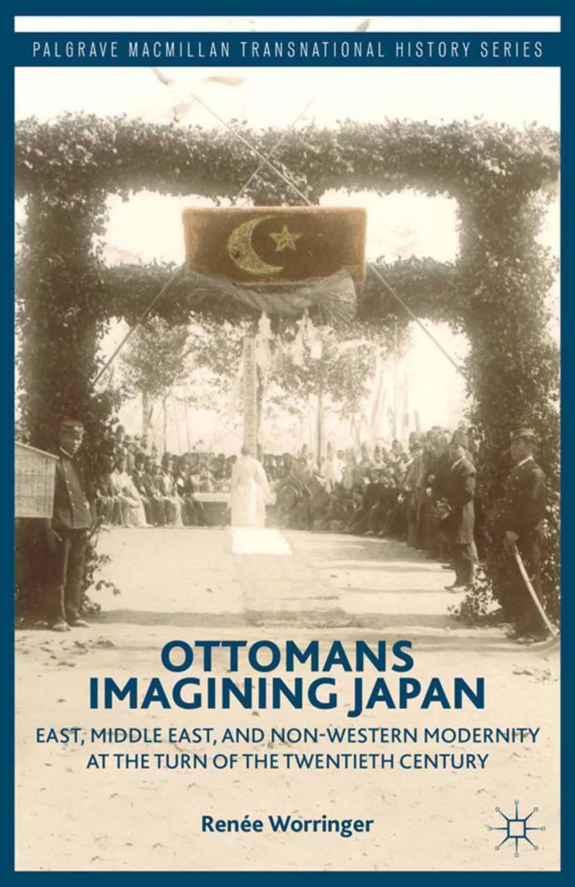 Worringer, Renée - Ottomans Imagining Japan, e-kirja