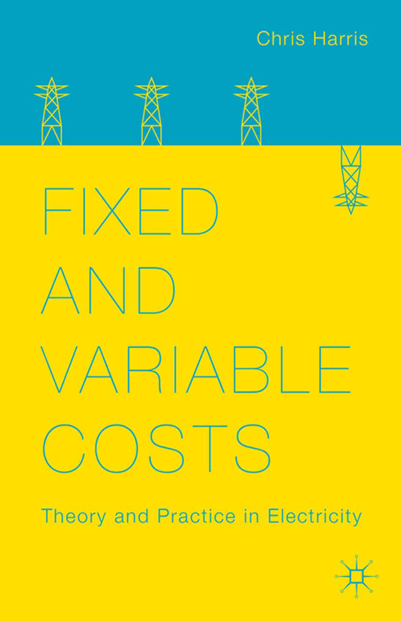 Harris, Chris - Fixed and Variable Costs, ebook