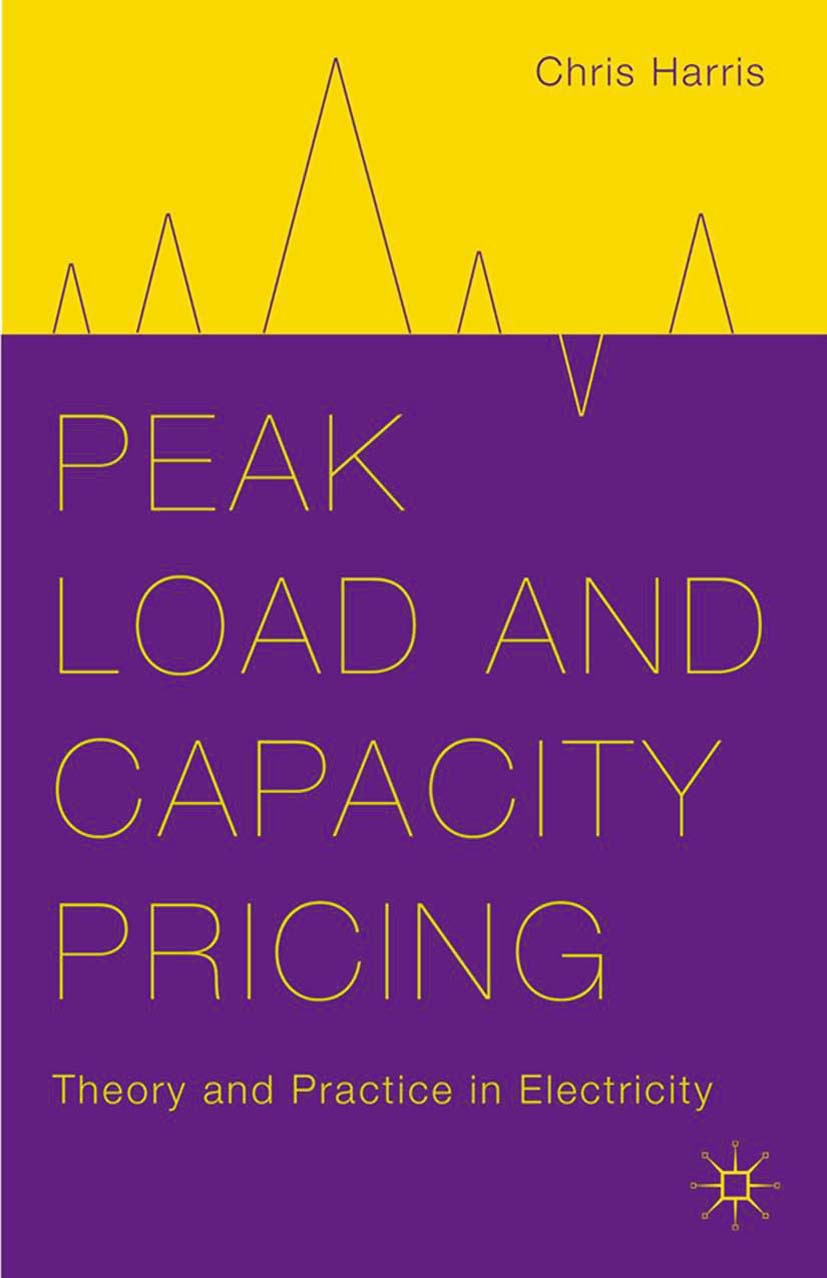 Harris, Chris - Peak Load and Capacity Pricing, ebook