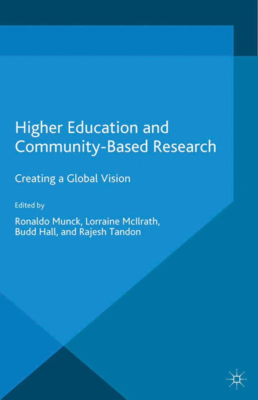 Hall, Budd - Higher Education and Community-Based Research, ebook