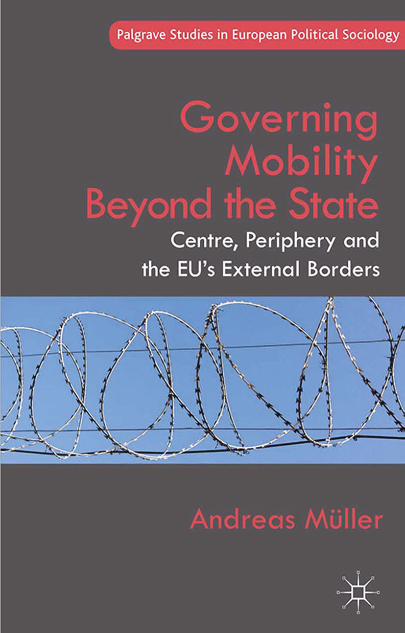 Müller, Andreas - Governing Mobility Beyond the State, ebook