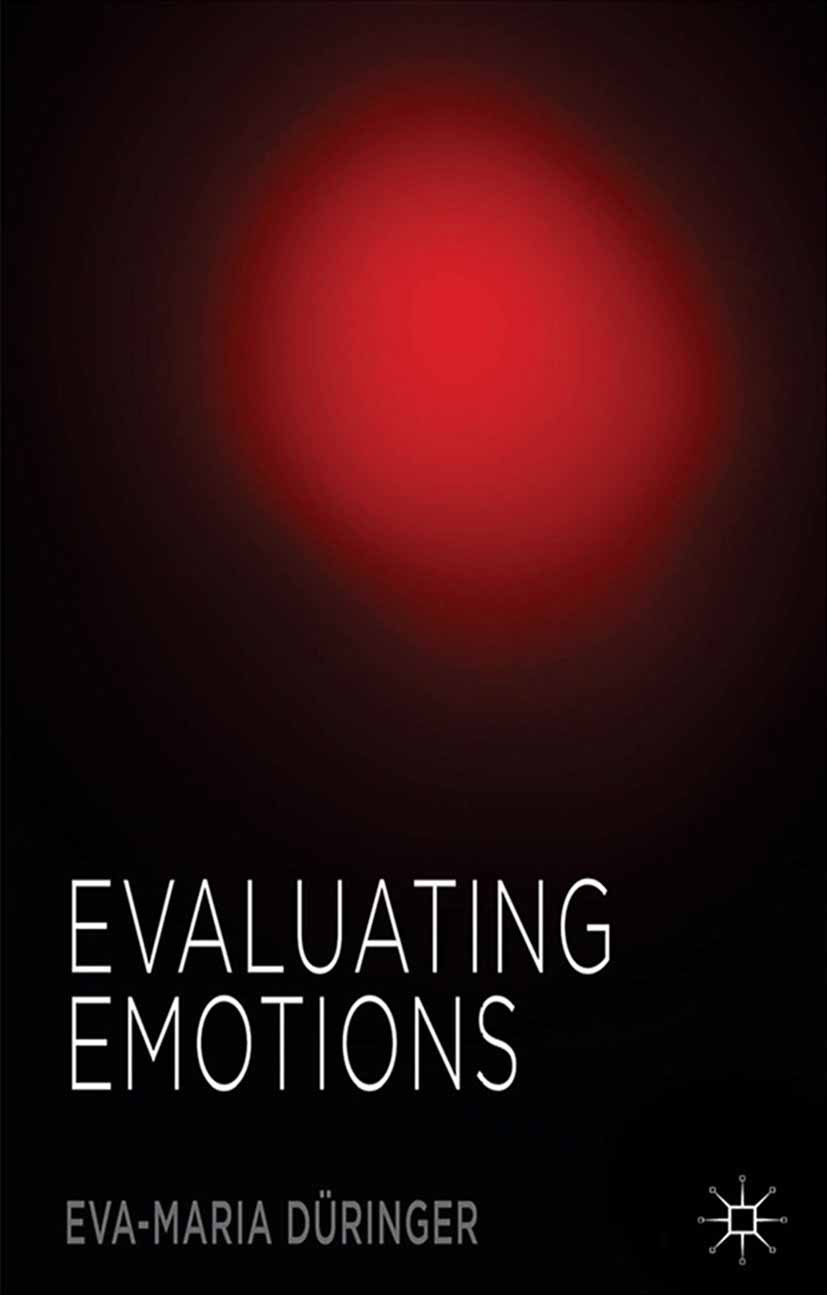 Düringer, Eva-Maria - Evaluating Emotions, ebook