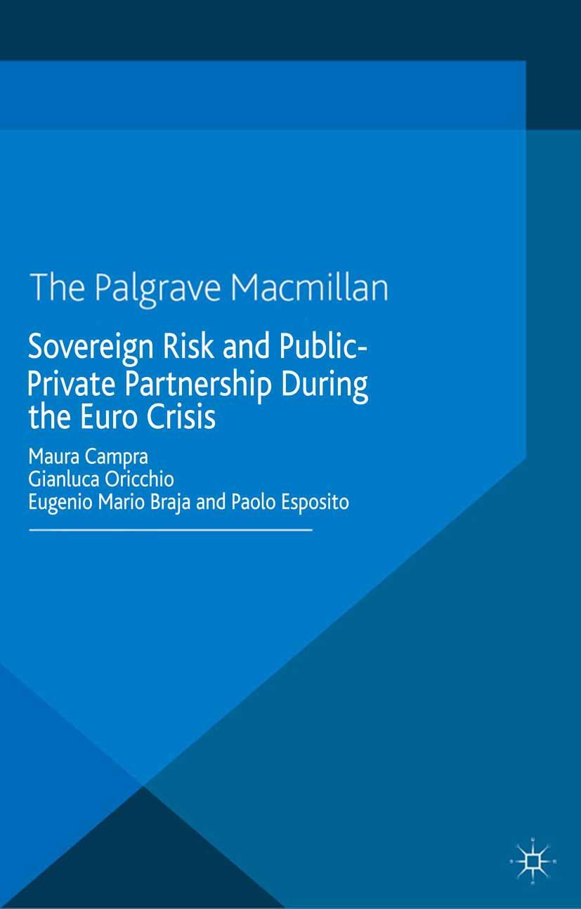 Braja, Eugenio Mario - Sovereign Risk and Public-Private Partnership During the Euro Crisis, ebook