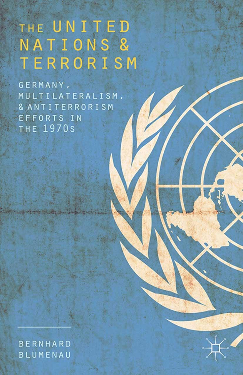 Blumenau, Bernhard - The United Nations and Terrorism, ebook