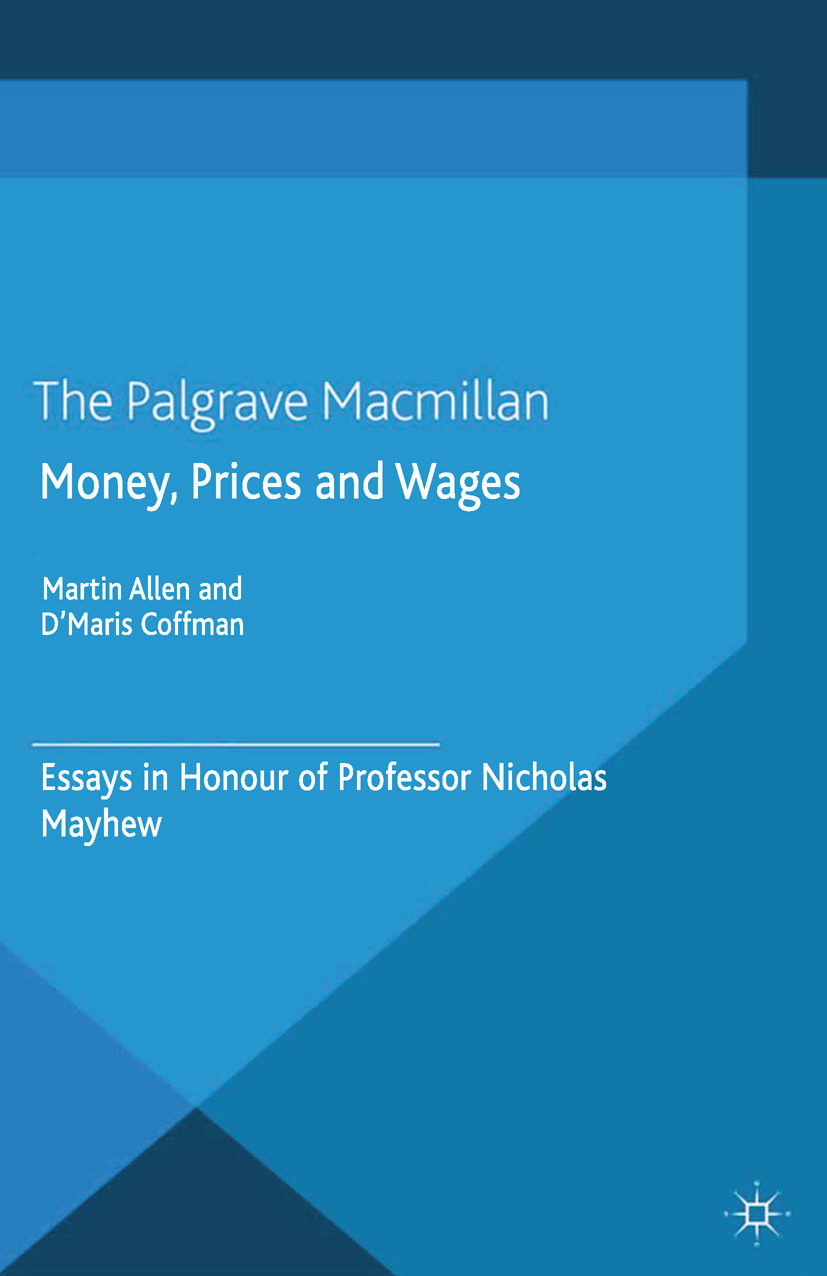 Allen, Martin - Money, Prices and Wages, ebook