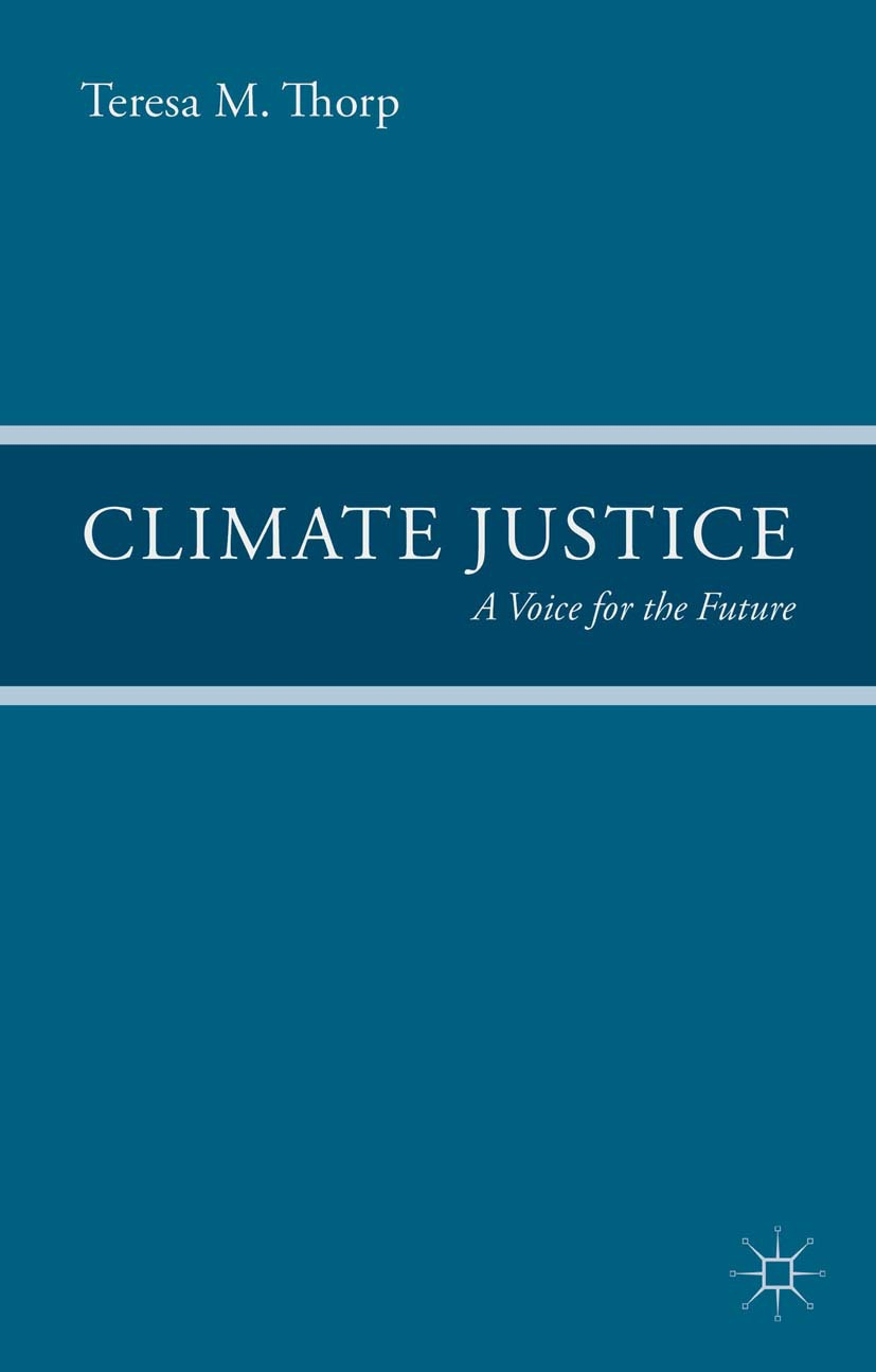 Thorp, Teresa M. - Climate Justice, ebook