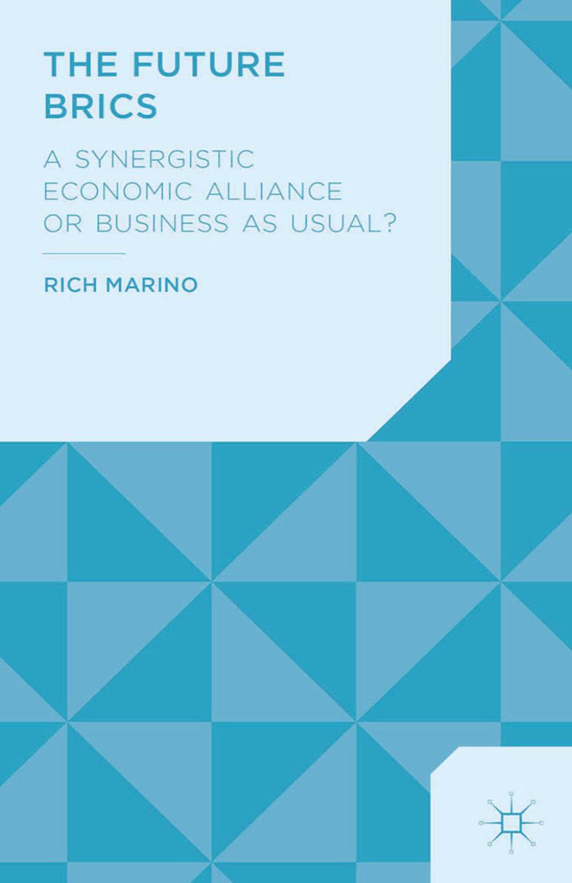 Marino, Rich - The Future BRICS, ebook