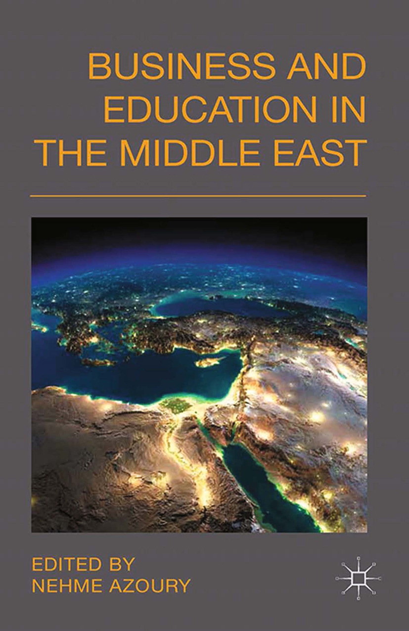Azoury, Nehme - Business and Education in the Middle East, e-kirja