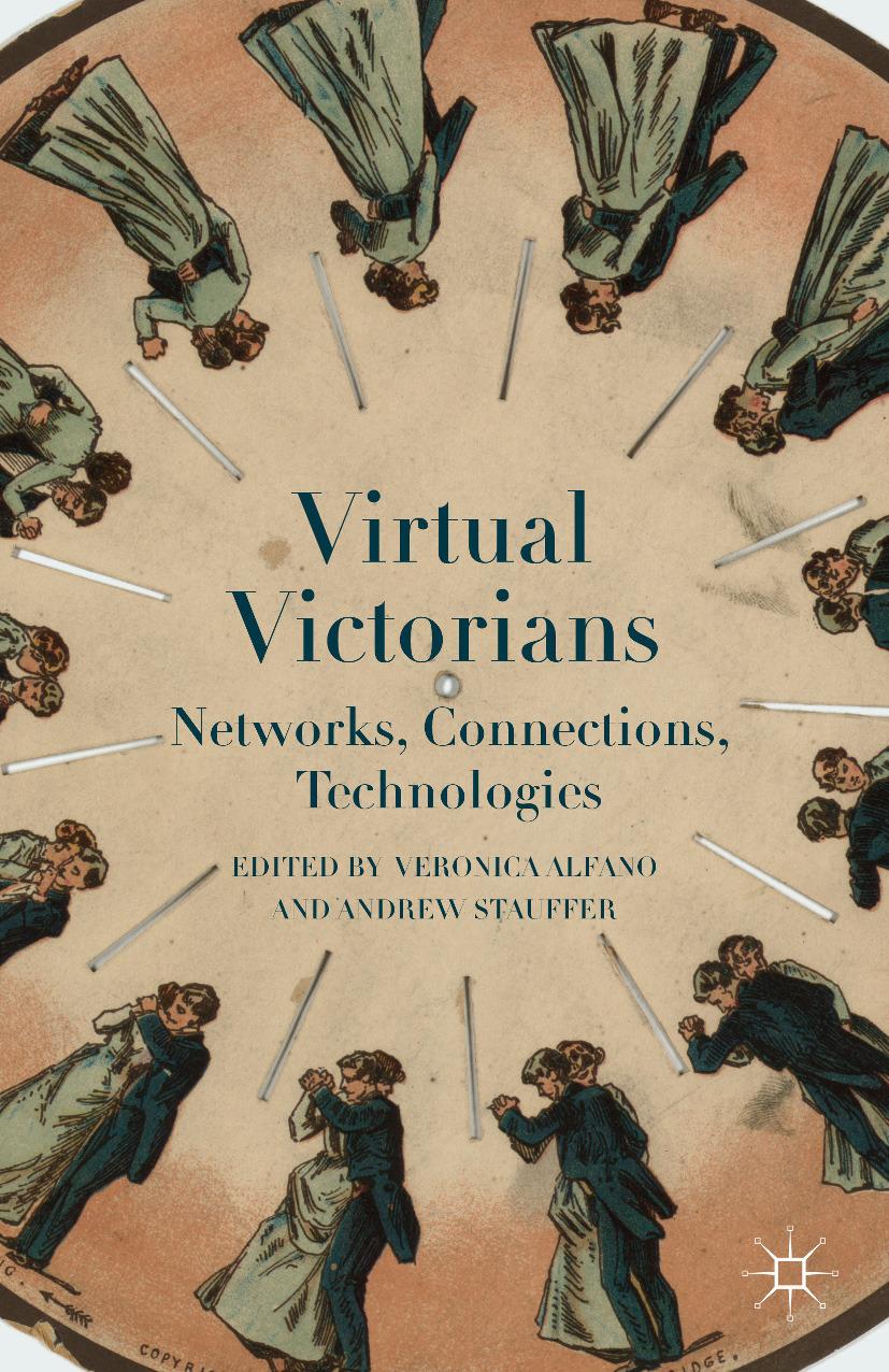 Alfano, Veronica - Virtual Victorians, ebook