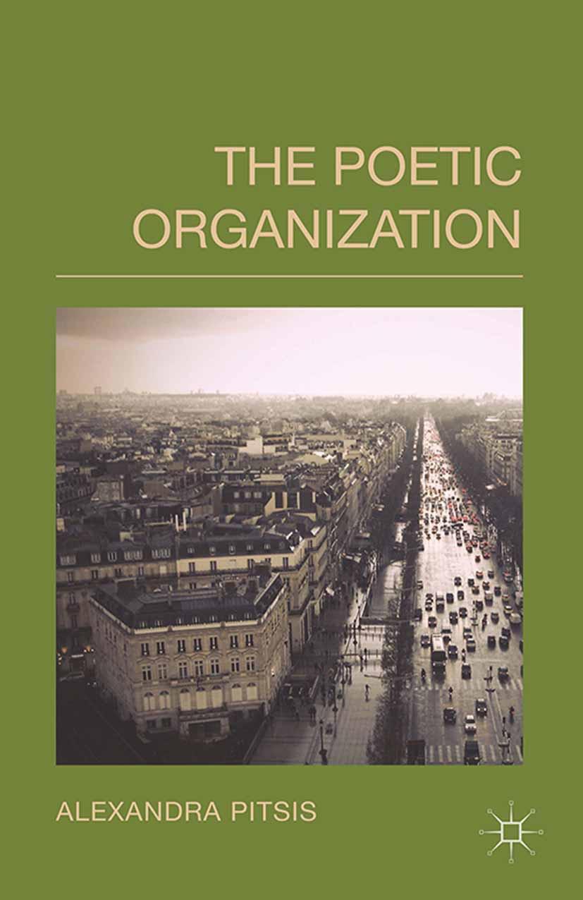 Pitsis, Alexandra - The Poetic Organization, ebook