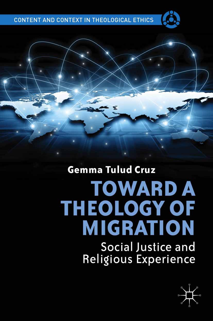 Cruz, Gemma Tulud - Toward a Theology of Migration, e-bok