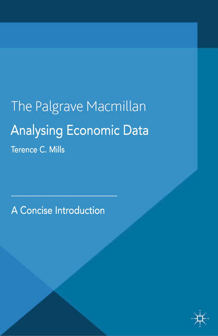 Mills, Terence C. - Analysing Economic Data, ebook