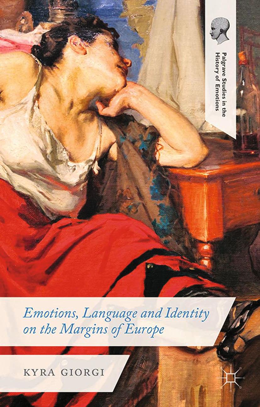 Giorgi, Kyra - Emotions, Language and Identity on the Margins of Europe, ebook