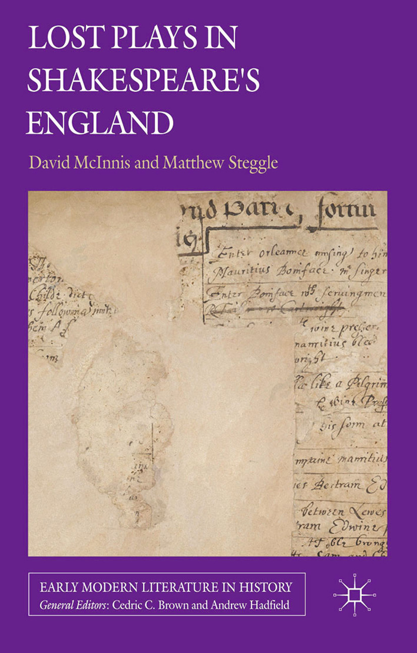 McInnis, David - Lost Plays in Shakespeare's England, ebook