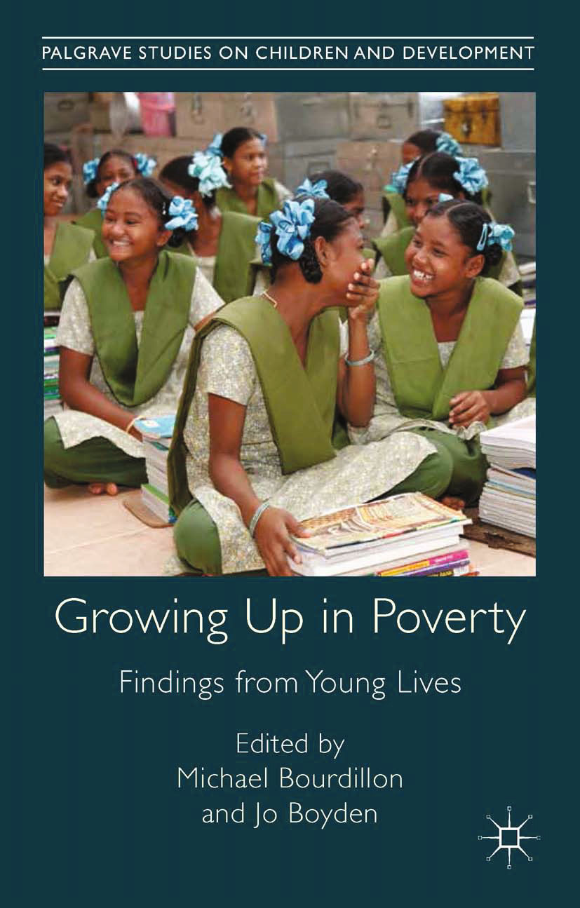 Bourdillon, Michael - Growing Up in Poverty, e-bok