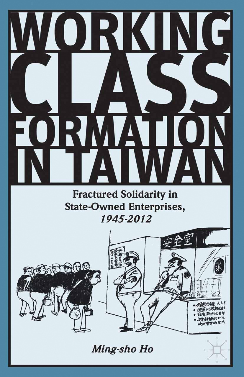 Ho, Ming-sho - Working Class Formation in Taiwan, ebook