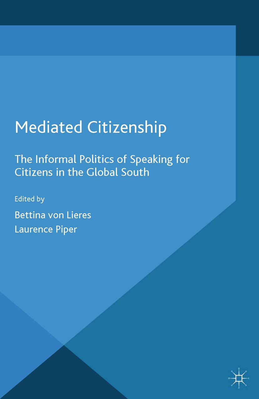 Lieres, Bettina - Mediated Citizenship, ebook
