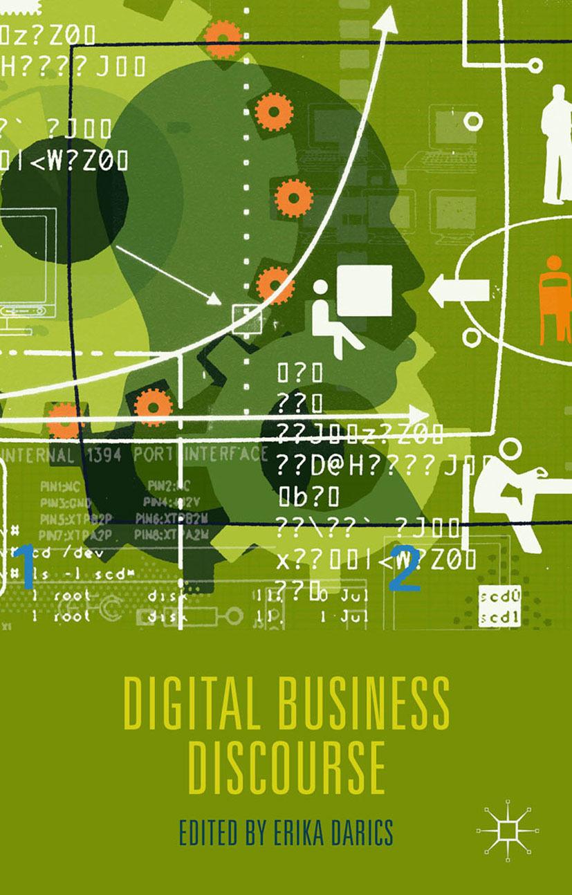 Darics, Erika - Digital Business Discourse, ebook