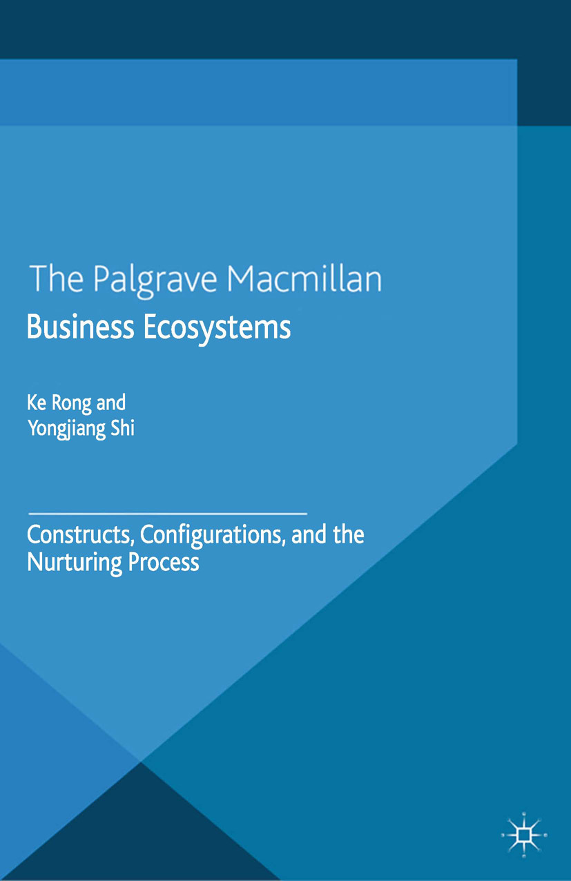 Rong, Ke - Business Ecosystems, ebook