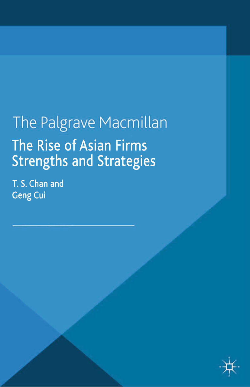 Chan, T. S. - The Rise of Asian Firms, ebook