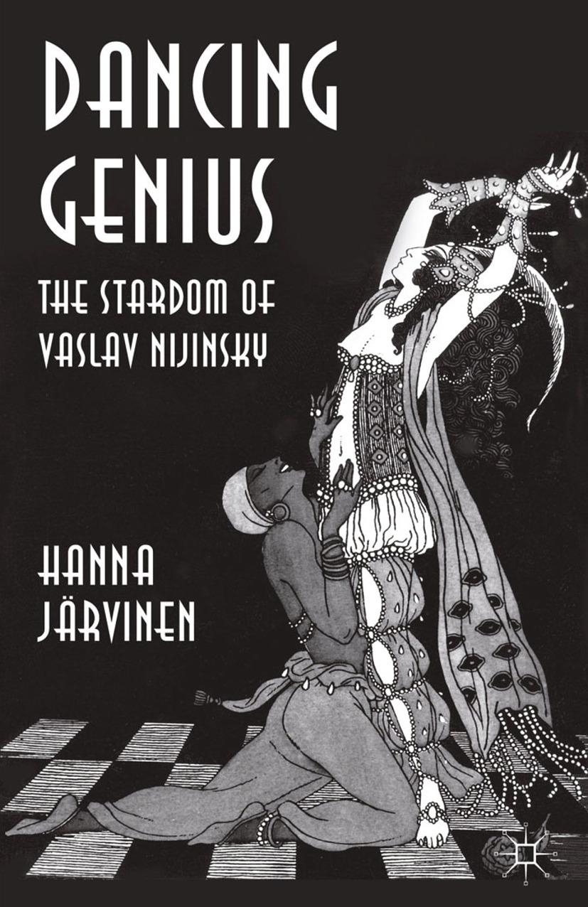 Järvinen, Hanna - Dancing Genius, ebook
