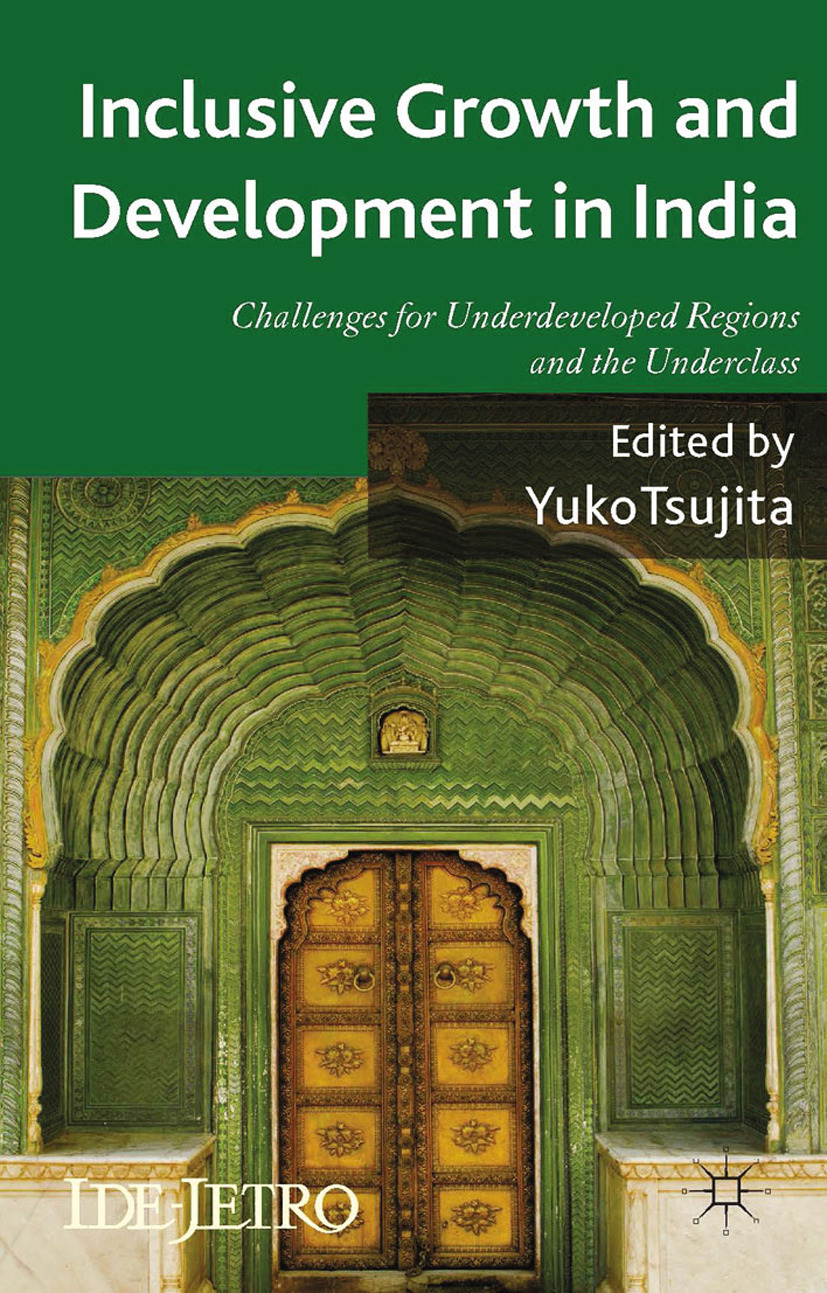 Tsujita, Yuko - Inclusive Growth and Development in India, ebook