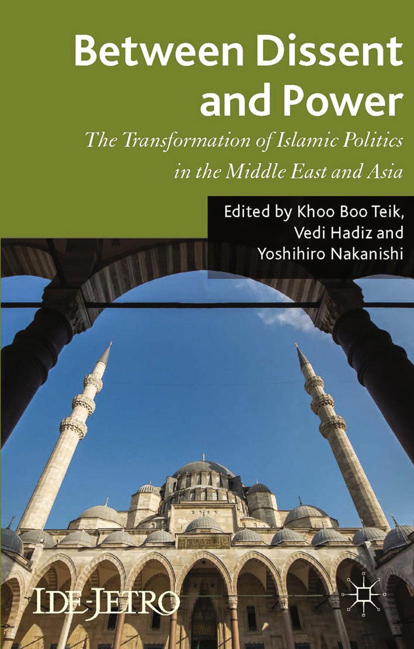 Hadiz, Vedi R. - Between Dissent and Power, ebook