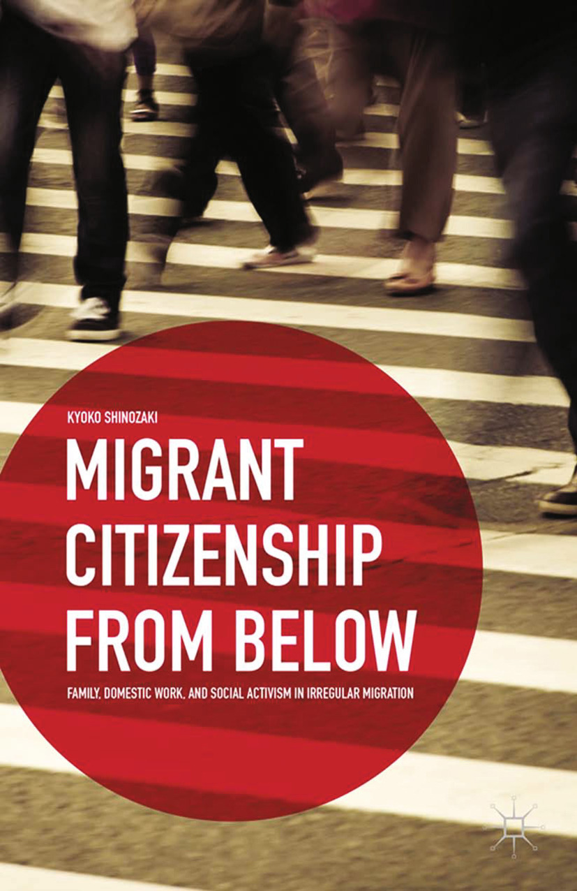 Shinozaki, Kyoko - Migrant Citizenship from Below, ebook