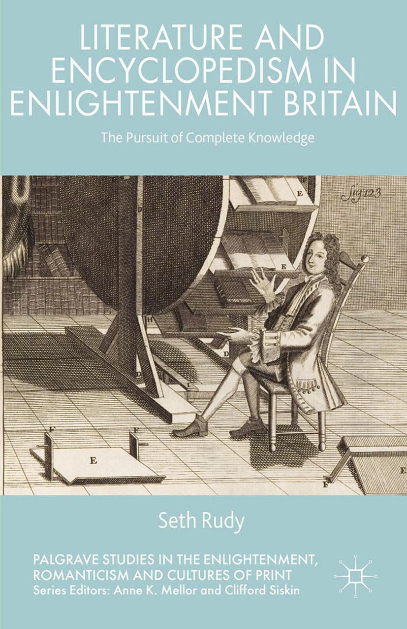 Rudy, Seth - Literature and Encyclopedism in Enlightenment Britain, ebook