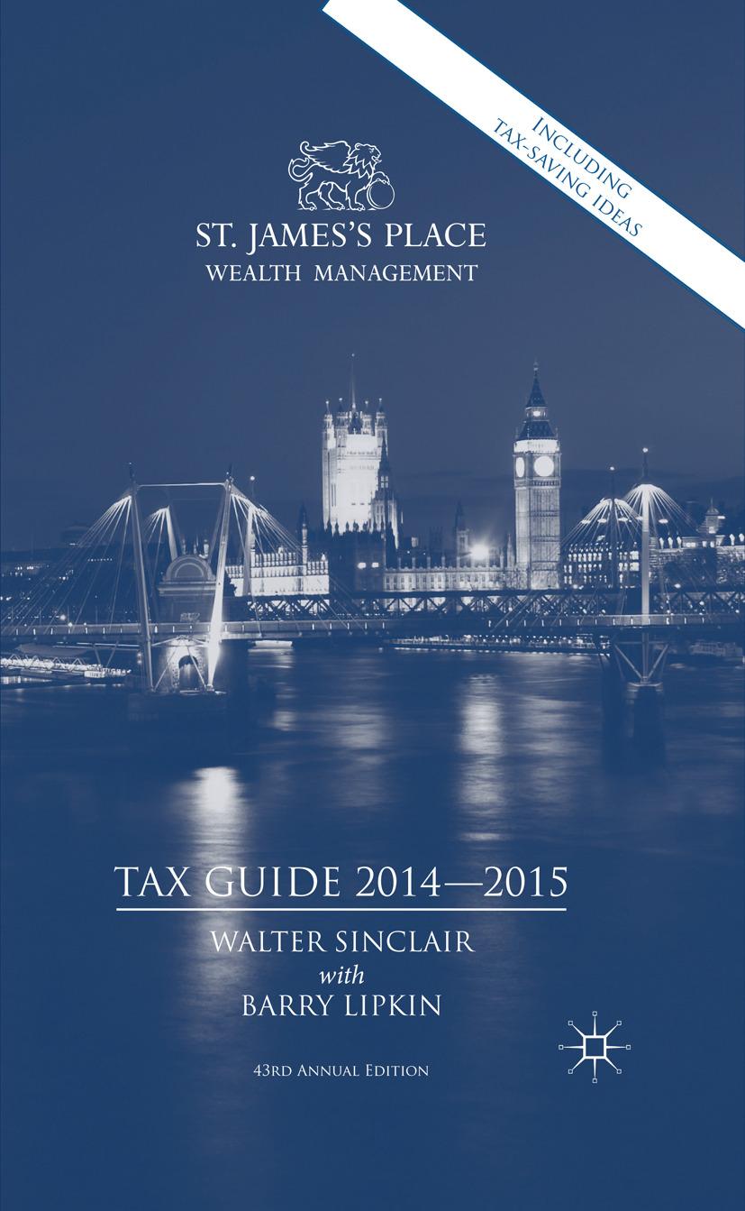 Lipkin, Barry - Tax Guide 2014–2015, ebook