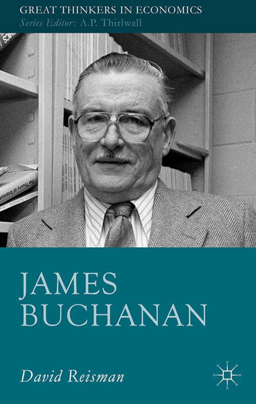 Reisman, David - James Buchanan, ebook