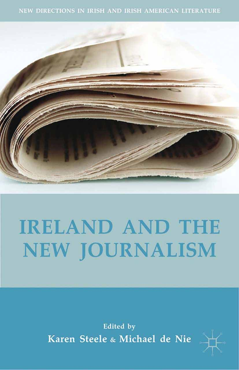 Nie, Michael - Ireland and the New Journalism, ebook