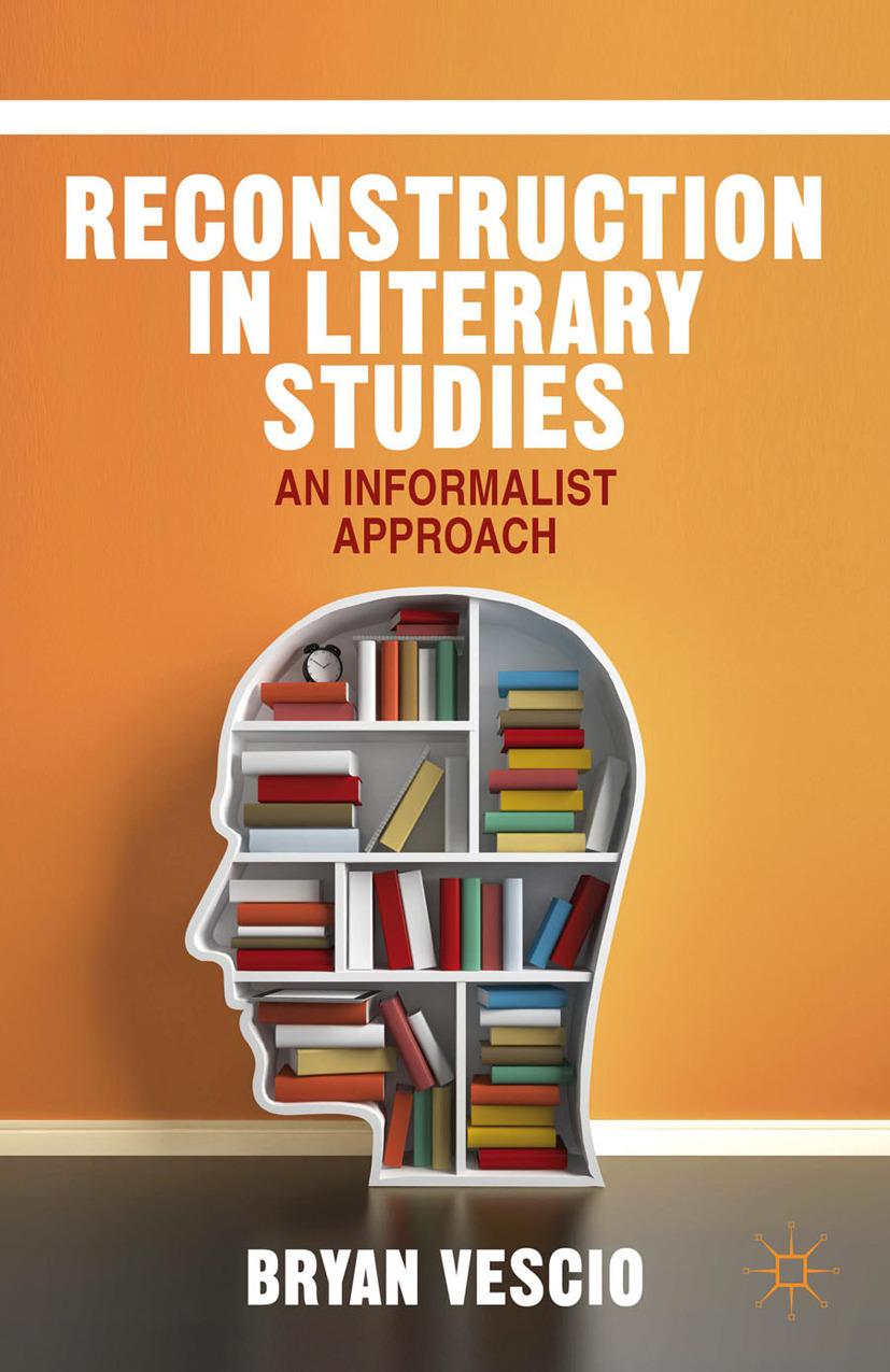 Vescio, Bryan - Reconstruction in Literary Studies, ebook