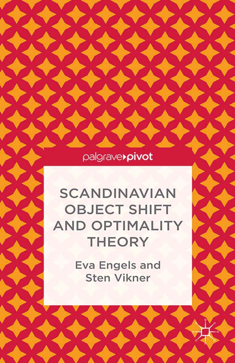 Engels, Eva - Scandinavian Object Shift and Optimality Theory, ebook