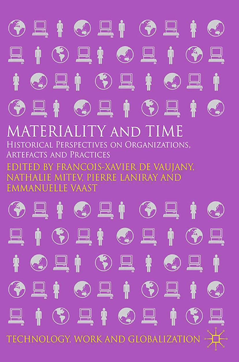 Laniray, Pierre - Materiality and Time, ebook